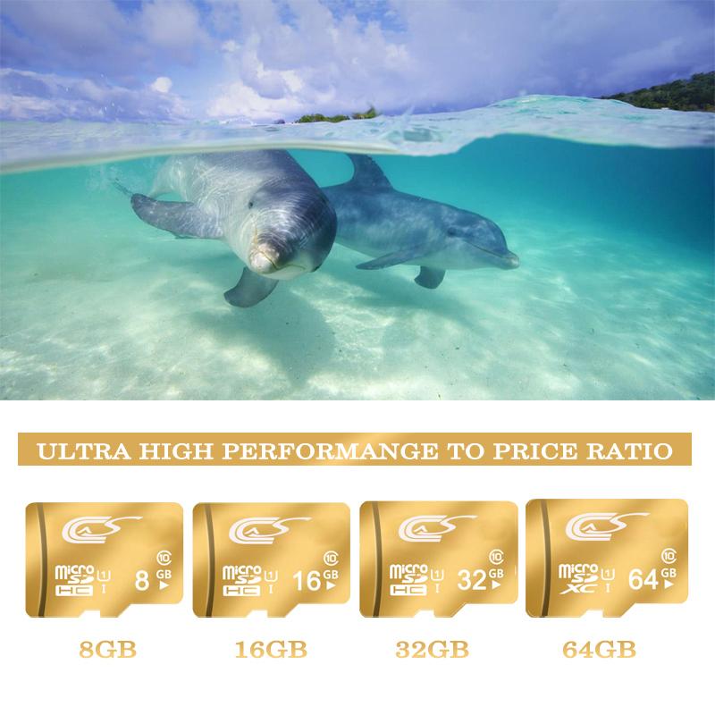 Memory card micro SD card 8g 16g 32g 64g mini tf card class 10 real capacity flash card for Smartphone Tachograph Default Custom(China (Mainland))