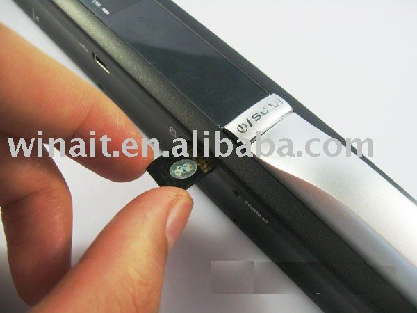 Free shipping for OEM scanner TSN410 300dpi or 600dpi A4 Document Portable Scanner(China (Mainland))