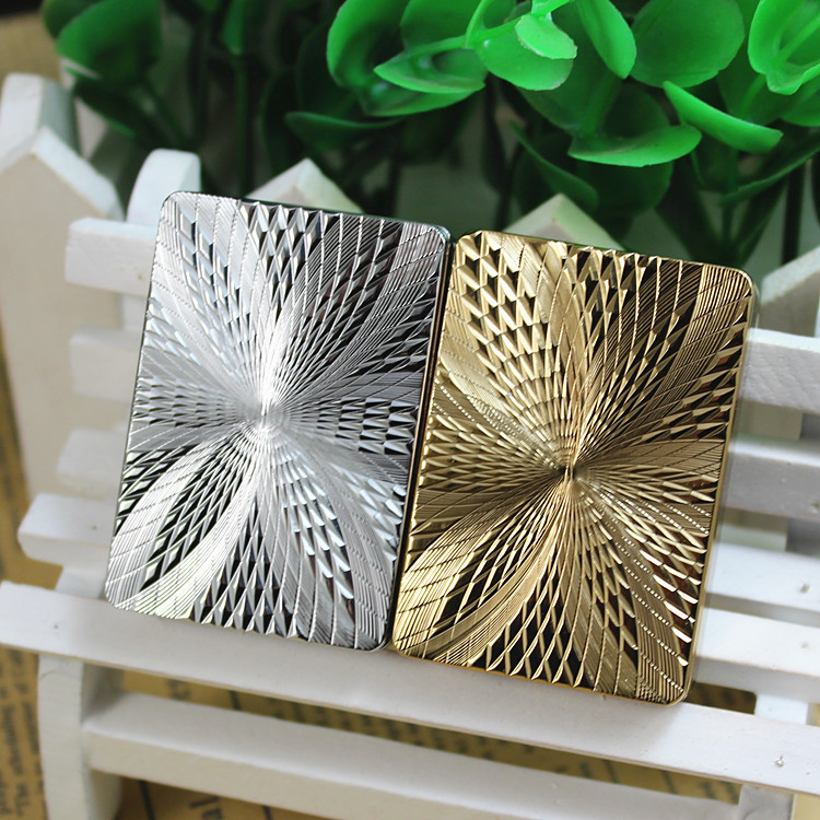 lotus flower pattern lighters no gas office people need high quality power battery cigarette cigar flameless father day gift(China (Mainland))