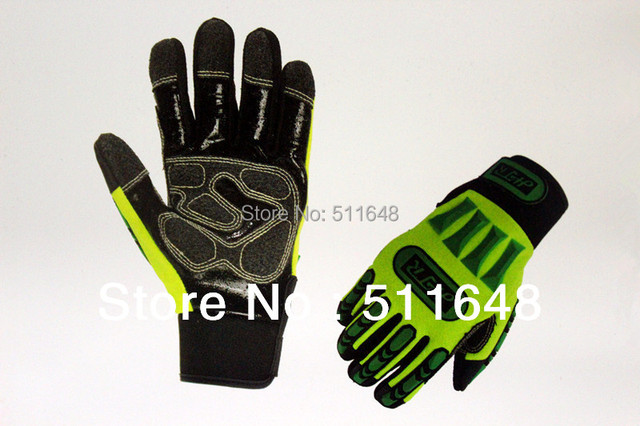 0321 Cut Resistant Mechanical Gloves,Silica gel Gloves,Shockproof gloves free shipping