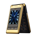 TKEXUN G10 3 0 inch Double dual Screen Dual SIM Card one key answer call touch