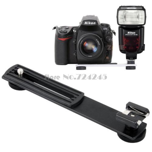 Camera Hot Shoe 1 4 Flash Bracket For DV Digital Camera Adapter Mounting Photo Studio Accessories