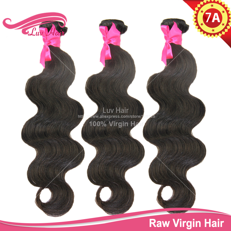 Dropshipping suppliers china body wave ebay hair extensions Toppest quality h&j hair 7a wholesale 10pcs lot indian virgin hair(China (Mainland))