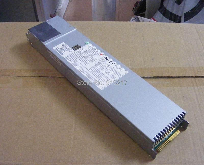 PWS-1K21P-1R 1200W Power Supply for CSE-216E26-R1200LPB PSU working DHL EMS free shipping(China (Mainland))