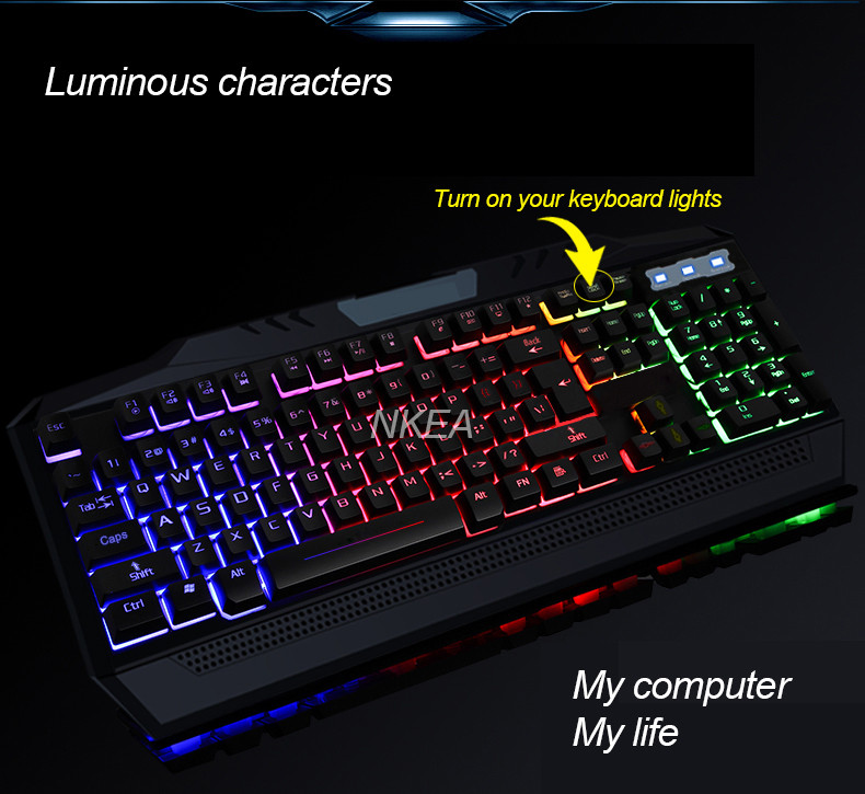 how to change msi laptop keyboard color