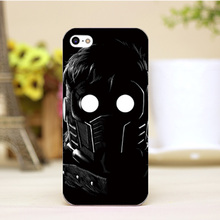 PZ0004-54-2 For Guardians of the Galaxy cartoon Design cellphone cases For iphone 4 5 5c 5s 6 6plus Hard Lucency Skin Case Cover