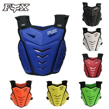 2016 Professional Fox Armor Motocross Off Road Armor Racing Motorcycle Armors Jacket Protective Gear(China (Mainland))