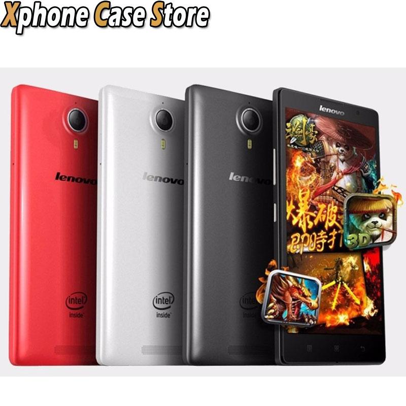 Original Lenovo K80 K80M 64GB/32GB ROM 4GB/2GB RAM 4G LTE Phone 5.5 inch Android 4.4 For Intel Atom Z3560 Quad Core 1.83GHz NFC(China (Mainland))