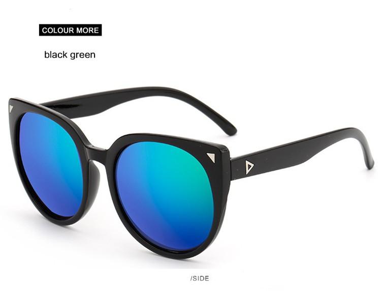 UCOOL High QLY Cat Eye Sunglasses Women Brand Designer Vintage Ladies Sun glasses New Fashion femme Gafas oculos de sol feminino
