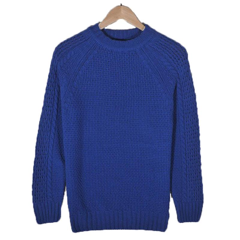 2016 Autumn Winter Sweater Men Christmas O-Neck Knitted Mens Sweaters Brand Casual Shirt Cashmere Wool Pullover(China (Mainland))