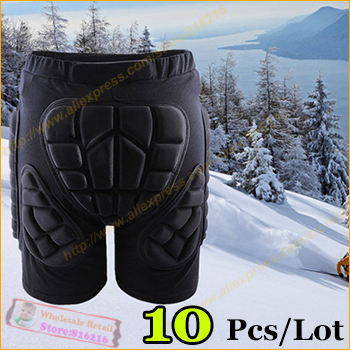 1Adult children snowboard ski hip pad protection cycling skiing pad,drop resistance Extreme sports pants - Fashion the benefits cap / glasses clothing accessories stores store