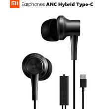 Buy Original Xiaomi ANC Earphones Hybrid Type-C Charging-Free Mic Line Control Xiaomi Mi6 MIX Note2 Mi5s /Plus Mi5 for $48.40 in AliExpress store
