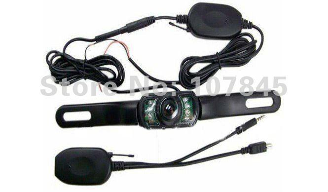 Free shipping Water Proof Rear View Camera,reversing camera,wireless car camera(China (Mainland))