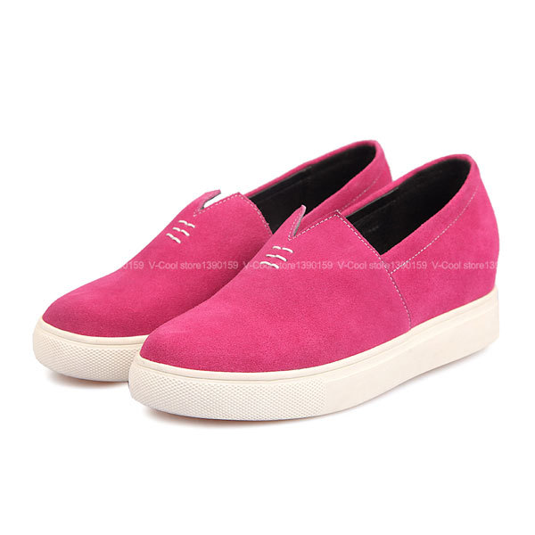 2015 nubuck shoes casual loafers fashion