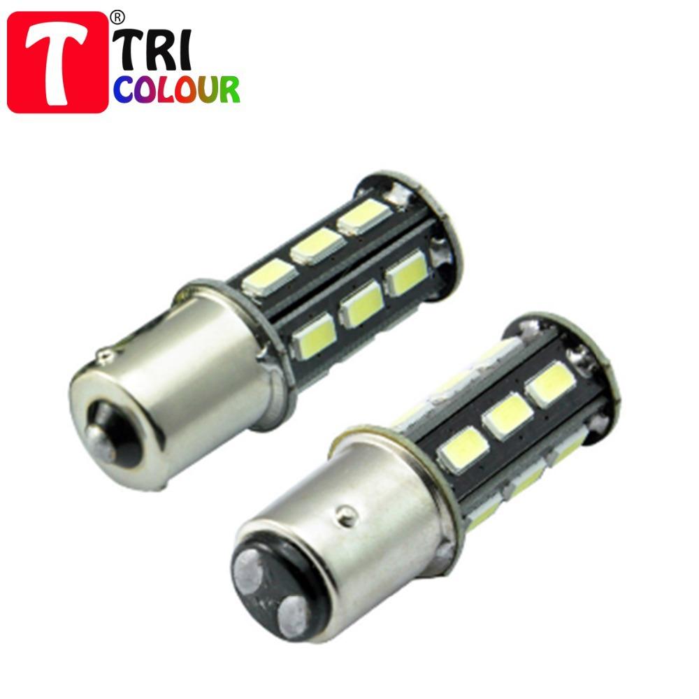 18 LED Super Bright white 1156/1157 5630 BA15S SMD LED Auto Car LED Brake Light Brake Light Turn Signal Reverse Light Bulb Lamp