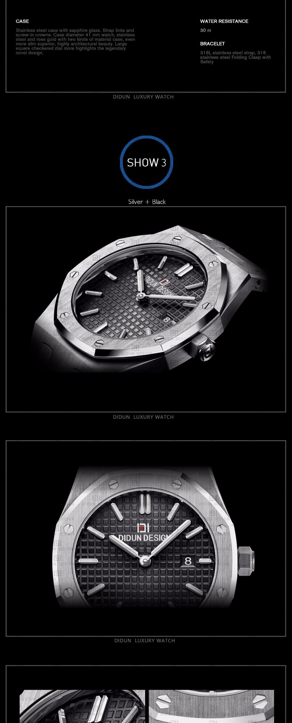Горячие Мужские Роскошные Часы Полный Сталь Бренд Кварцевые часы Мужчины Платье Бизнес Часы Светящиеся Наручные Часы водонепроницаемость