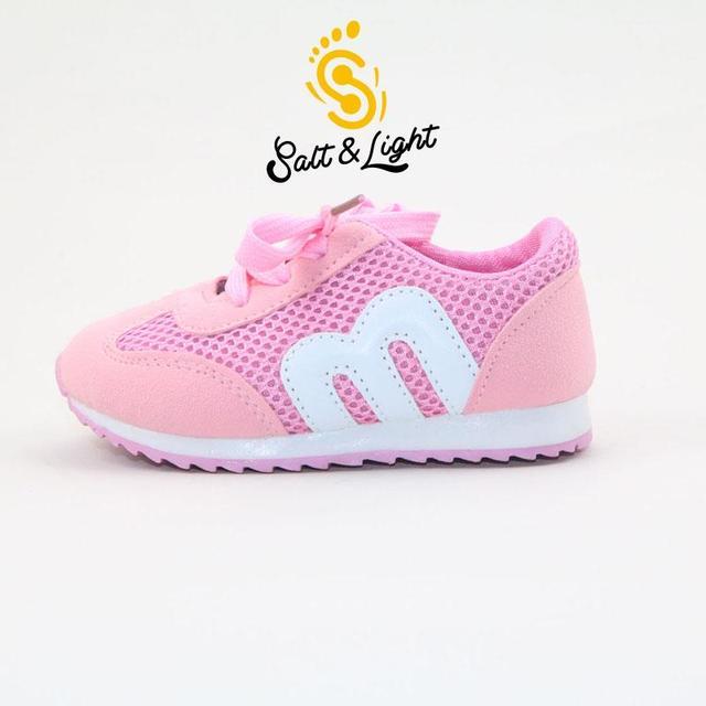 Дети весна осень дети повседневная лаэ-up сетки буквы конфеты цвет мальчиков дышащая спортивная обувь девушки мода кроссовки 21-25