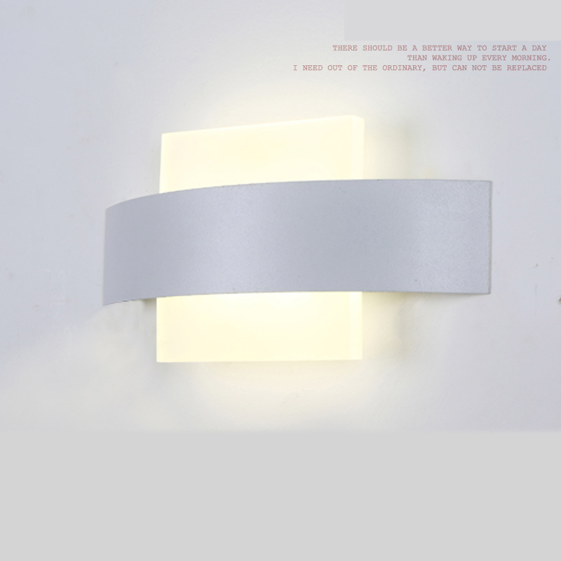 wall mounted lights for living room foyer bed room dining lamp bathroom light fixtures round square indoor lighting wall lamps(China (Mainland))