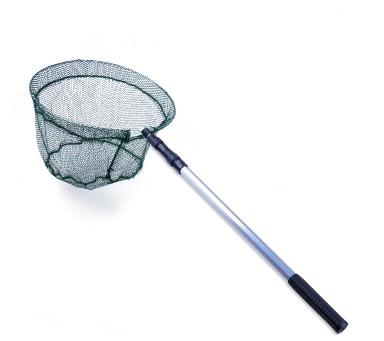 как сделать сачок для ловли креветок