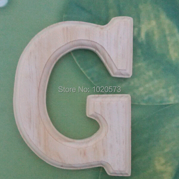 wholesale wood letters g large wooden lettersjpg With wooden craft letters wholesale