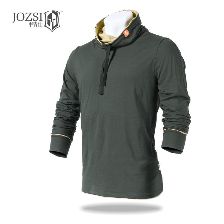 New fashion mens long sleeve t shirt breathable outdoor for Mens outdoor long sleeve shirts