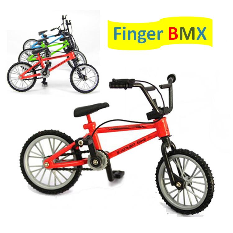 2016 High quality bmx Bike toys alloy Finger action BMX kids Bicycle Finger Functional Bike Adult Novelty Mini Toys gifts(China (Mainland))