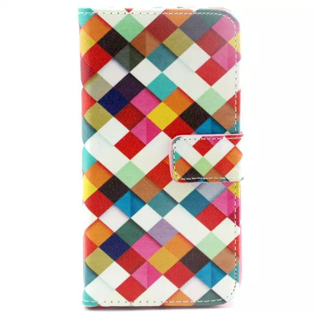 Silicone Cover PU Leather Stand Wallet Case Alcatel One Touch Pop C7 OT 7040 7040D OT7040 - Made In China Centre store