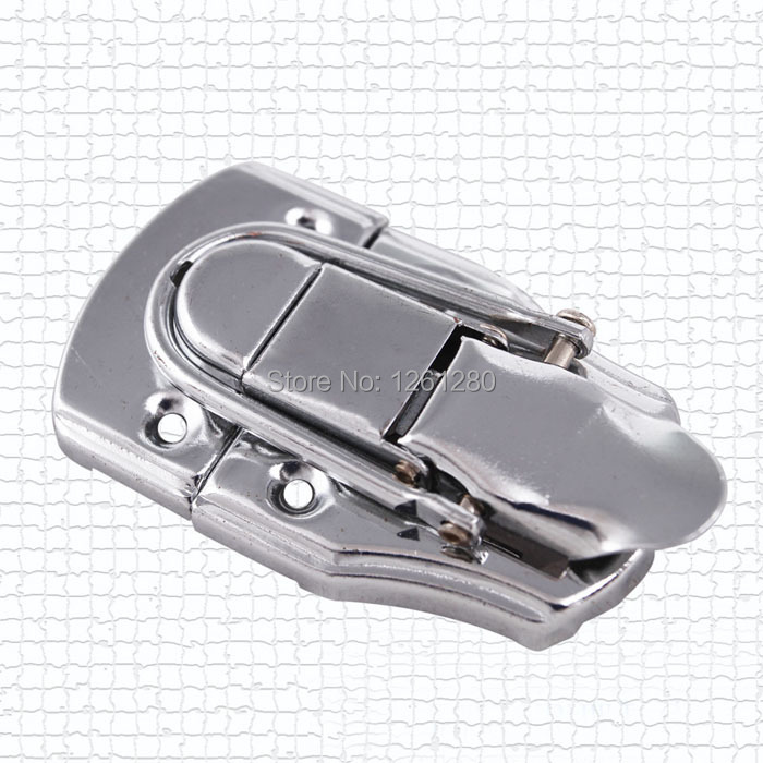 free shipping metal hasp 6405 air box buckle tool box fastener Luggage hardware accessories bag lock Hanging buckle Iron buckle<br><br>Aliexpress
