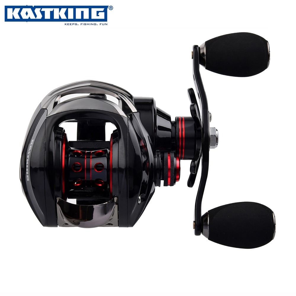 2016 Hot sale KastKing RS1000H Royale Legend High Speed Baitcasting Reel High Qality Light Weight Carp Fishing Reel(United States)