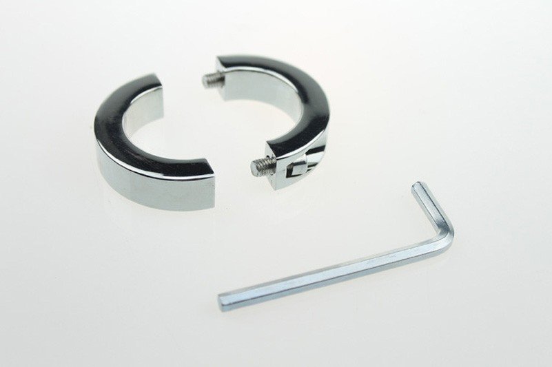 Metal Cock Ring x7