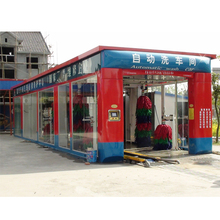 High quality tunnel tunnel car washing machine IT965(China (Mainland))