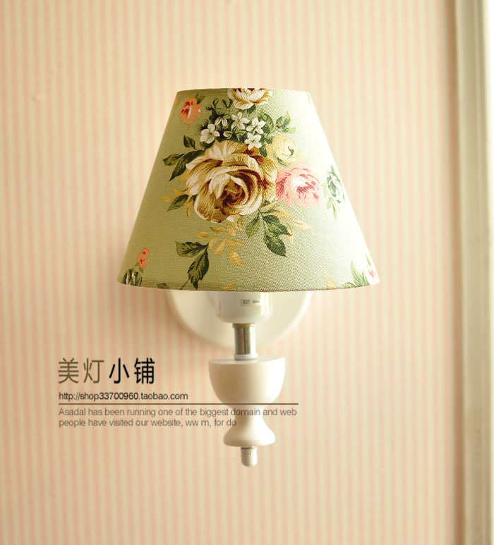 Free Shipping Limit area shipping wall lamp simple European garden wall lamp wall lamp living room bedroom bedside study<br><br>Aliexpress