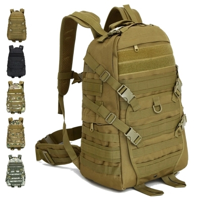 Outdoor 60L Sport Climbing TAD Backpack Camping Hiking combined Trekking Molle travel Bags Military Tactical