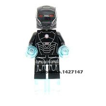 COOL!Single sale Decool 0246  Marvel DC SuperHeroes Mark 33 iron man Minifigures Building Block self-locking classic toy gift(China (Mainland))