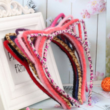 2016 Girls Coloful crown Headband Princess Hair Accessories Children&women Accessories girls cat ear hair band