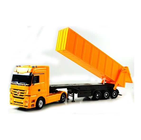 Detachable Kids Electric Big Rc truck Detachable Trailer Remote Control Truck Toy(China (Mainland))