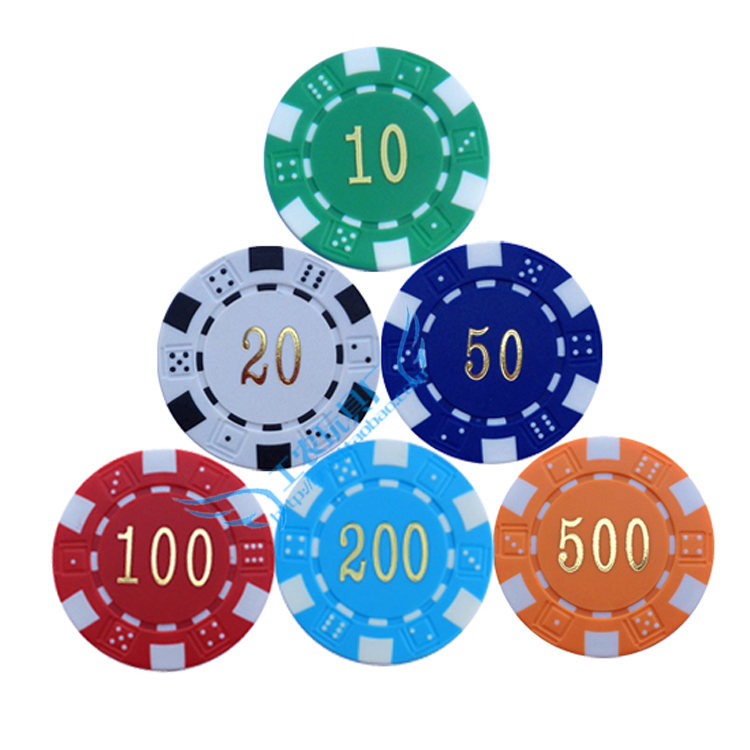 Poker chips value wikipedia
