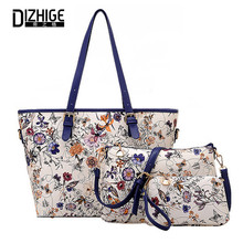 2015 New Women Ethnic Handbags National Flowers Messenger Bags Summer Composite Spain Bags Woman Neverfull Chinese