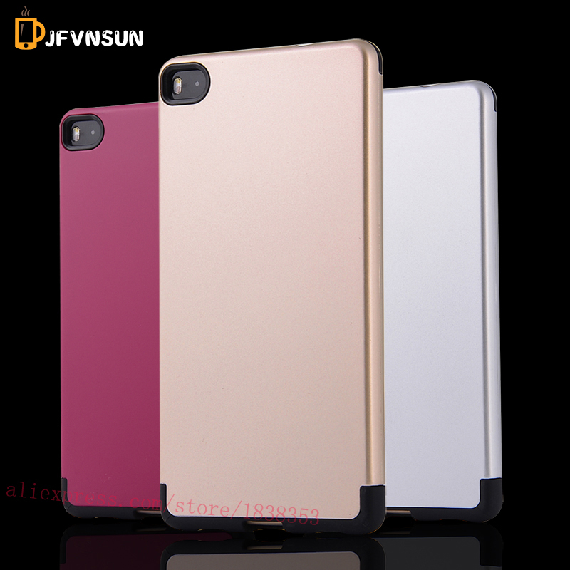 P8 NEW Hybrid Tough Silicone+PC Case Huawei P8 Luxury Slim Candy Colors Plastic Rubber Dual Layer Phone Fundas Covers P8