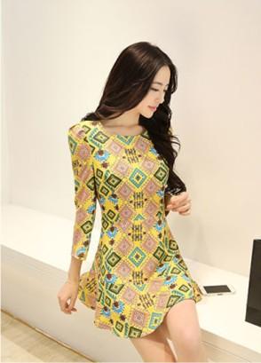 Женское платье WAQIA 2015 pratydresses