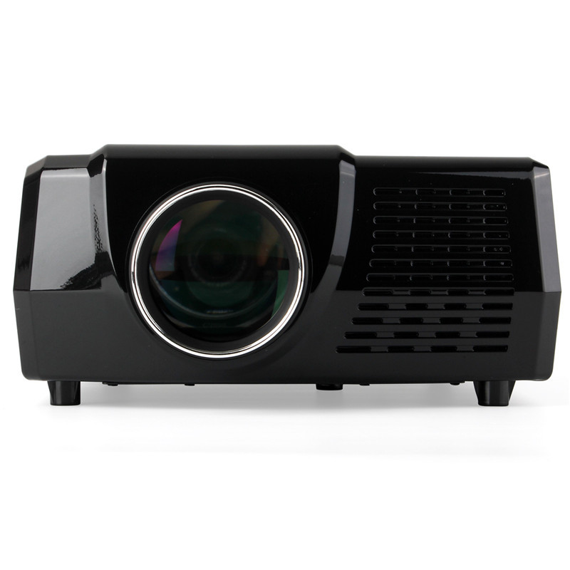 Uc18 mini lcd 320 180 support 1080p video original for Best quality mini projector