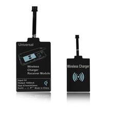 Carregadores & Docas Carregamento sem FIO do Carregador Bobina para THL Universal Receptor Adaptador QI Receiver PAD Oneplus Honra Micro USB Móvel