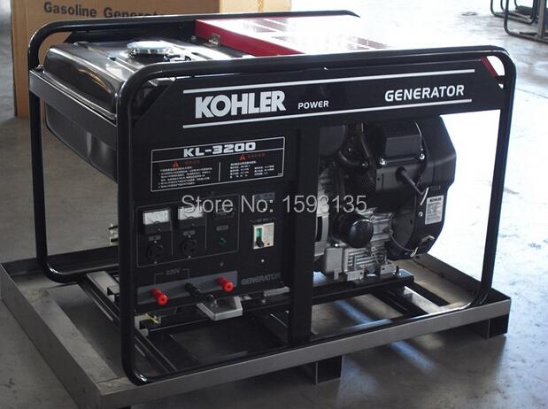 KOHLER 15Kw gasoline generator(China (Mainland))