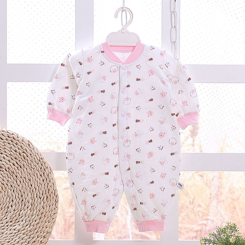 Baby clothing thin cotton underwear newborn baby clothes whosale available(China (Mainland))