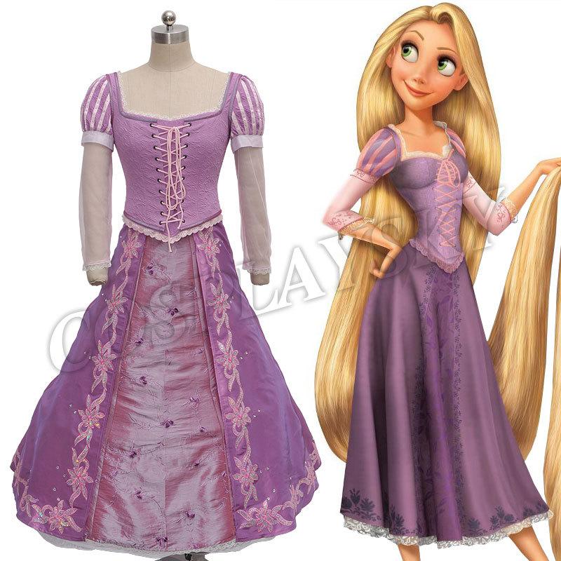 Tangled Wedding Dress Tangled Princess Dress