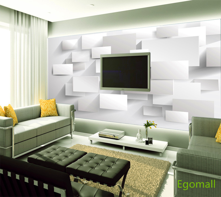 Sticker lace picture more detailed picture about 6square for Home decor 3d wallpaper