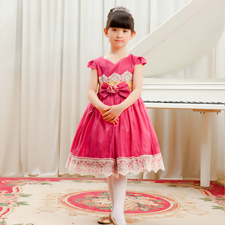 children's clothing,birthday party dress,baby girls dance formal wear,top quality princess dress(China (Mainland))