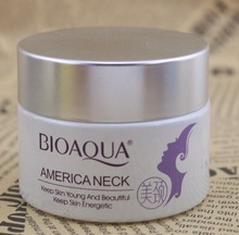 Neck Cream compact to neck wrinkle Whitening moisturizing pulling neck care brightens the complexion  B15  50G  G  (China (Mainland))