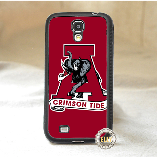 alabama football fashion mobile case cover for Samsung galaxy S3 S4 S5 S6 S7 Note 2 Note 3 note 4 *pH8(China (Mainland))