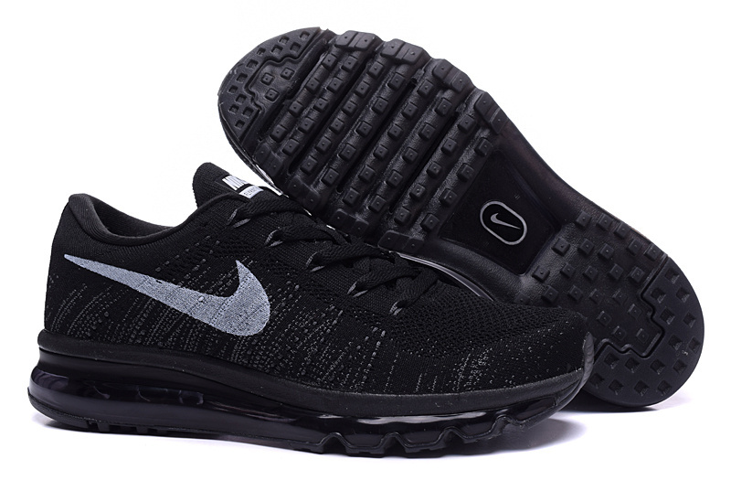 black air max mens